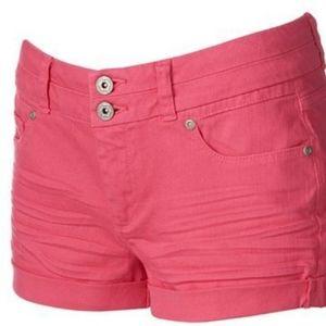 BNWT Candies Heritage Denim Shorts